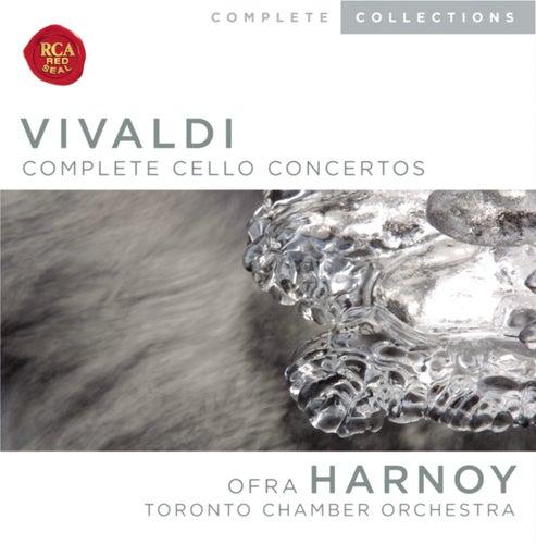Vivaldi: Complete Cello Concertos by Antonio Vivaldi