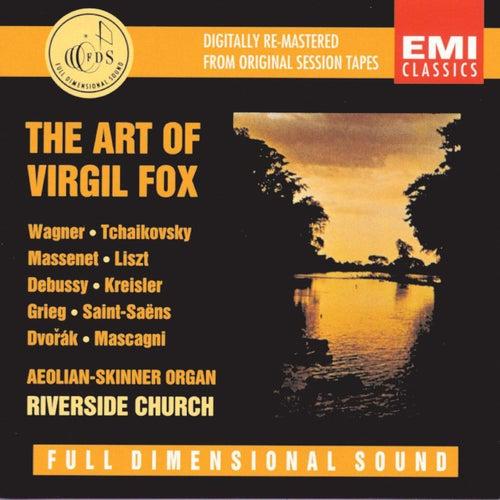 The Art of Virgil Fox by Virgil Fox