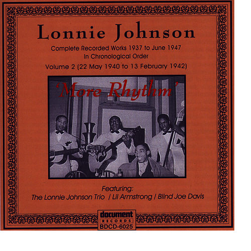 Lonnie Johnson Vol. 2 1940 - 1942 by Lonnie Johnson