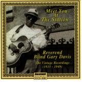Rev. Blind Gary Davis 1935 - 1949 by Reverend Gary Davis