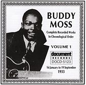 Play & Download Buddy Moss Vol. 1 1933 by Buddy Moss | Napster