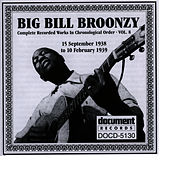 Big Bill Broonzy Vol. 8 1938 - 1939 by Big Bill Broonzy