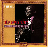Skip James Live Vol. 3  Bloomington 1968 Part 2 by Skip James