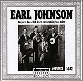Play & Download Earl Johnson Vol. 1 1927 by Earl Johnson | Napster