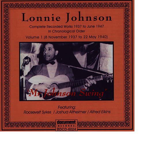 Lonnie Johnson Vol. 1 1937 - 1940 by Lonnie Johnson