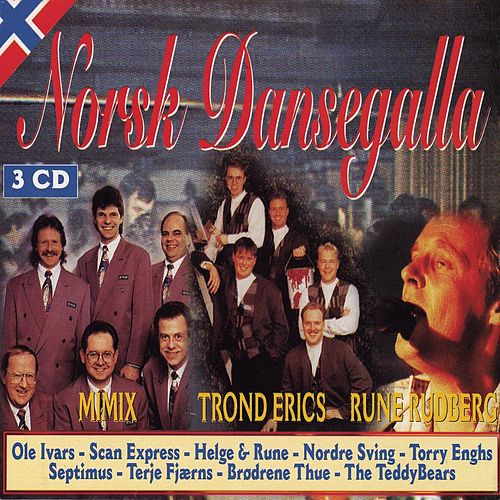 Play & Download Norsk Dansegalla by Various Artists | Napster