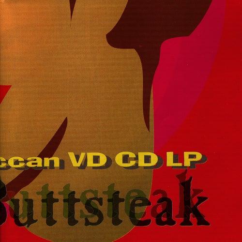 Moroccan VD CD LP by Buttsteak