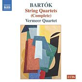 The Six String Quartets by Bela Bartok