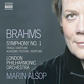 Play & Download Symphony No. 1/Overtures by Johannes Brahms | Napster