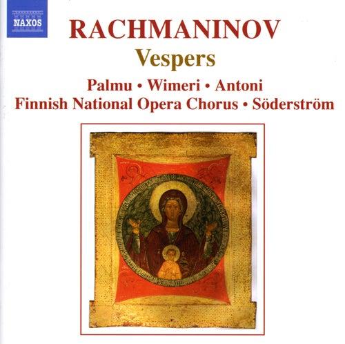 Vespers by Sergei Rachmaninov