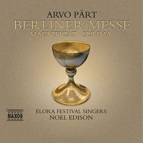 Play & Download Berliner Messe by Arvo Part | Napster