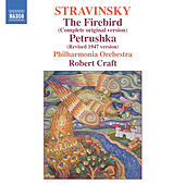 Play & Download The Firebird/Petrushka by Igor Stravinsky | Napster