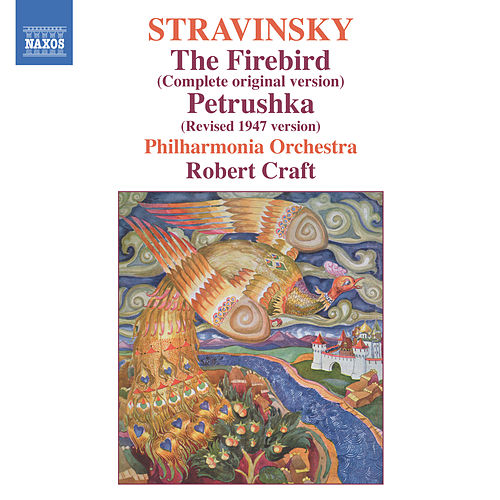 The Firebird/Petrushka by Igor Stravinsky