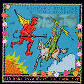 Play & Download Sir Dark Invader Vs. The Fanglord by Richard Buckner | Napster