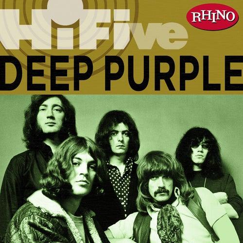 Rhino Hi-five: Deep Purple by Deep Purple