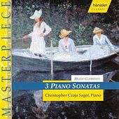 Play & Download 3 Piano Sonatas by Muzio Clementi | Napster
