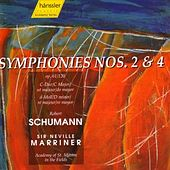 Play & Download Symphonies 2 and 4 by Robert Schumann | Napster
