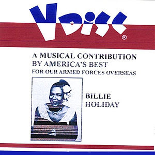 Play & Download V-disc by Billie Holiday | Napster