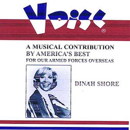 V-disc by Dinah Shore