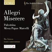 Allegri - Miserere/palestrina - Missa Papae Marcelli by The Sixteen