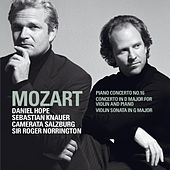 Play & Download Mozart : Piano Concerto No.16, Sonata KV379 & Double Concerto K315F by Daniel Hope (Classical) | Napster