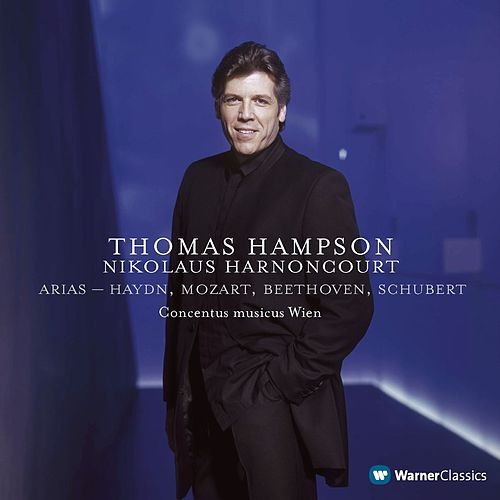 Arias by Thomas Hampson