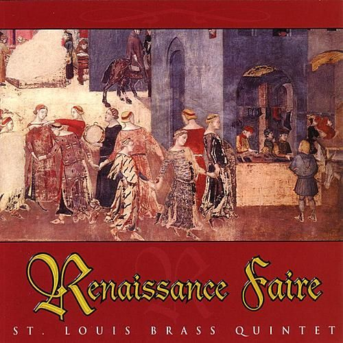 Play & Download Renaissance Faire by St. Louis Brass Quintet | Napster