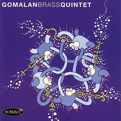 Play & Download Gomalan Brass Quintet by Gomalan Brass Quintet | Napster