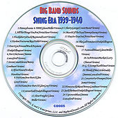 Play & Download SWING ERA 1939-1940 CD005 by Various Artists | Napster