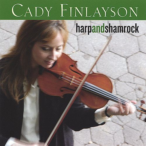 Play & Download Harp and Shamrock by Cady Finlayson | Napster