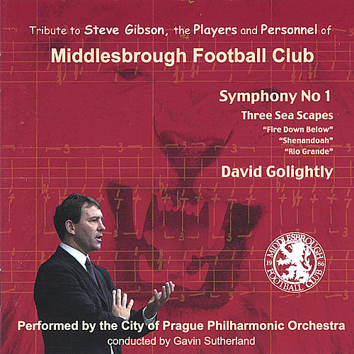 Play & Download David. F. Golightly Symphony no 1 by City of Prague Philharmonic | Napster