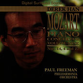 Play & Download The Complete Mozart Piano Concertos, Vol. Nine by Derek Han | Napster