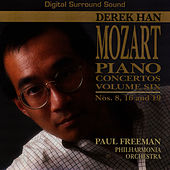 Play & Download The Complete Mozart Piano Concertos, Vol. Six by Derek Han | Napster