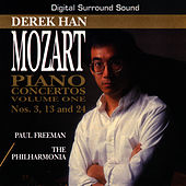 Play & Download The Complete Mozart Piano Concertos, Vol. One by Derek Han | Napster