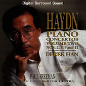 Play & Download Haydn Piano Concertos: Vol. 2 by Derek Han | Napster