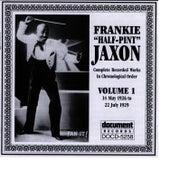 Frankie 'half-pint' Jaxon Vol. 1 1926-1929 by Frankie