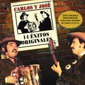 Play & Download 14 Exitos Originales by Carlos Y Jose | Napster