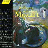 Piano Concertos (2005) by Wolfgang Amadeus Mozart