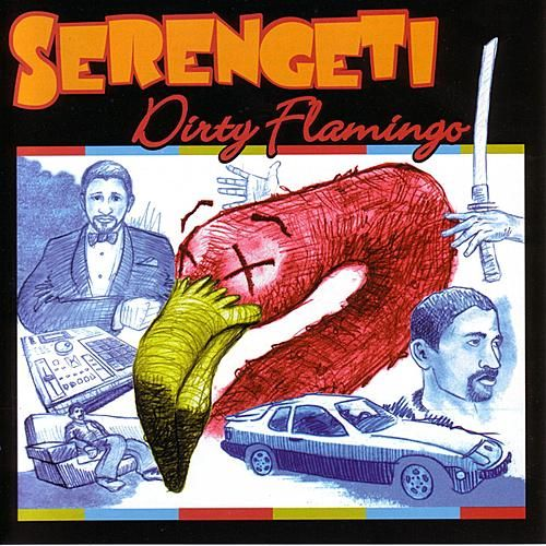 Play & Download Dirty Flamingo by Serengeti | Napster