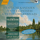Play & Download Festive Cantatas by Georg Philipp Telemann | Napster