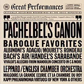 Play & Download Great Baroque Favorites: Pachelbel's Canon by Various Artists | Napster