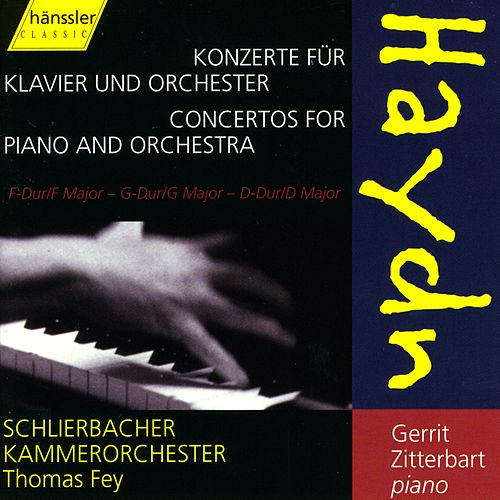 Play & Download Concertos For Piano And Orchestra by Franz Joseph Haydn | Napster