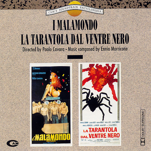 Play & Download I Malamondo: La Tarantola Dal Ventre Nero by Ennio Morricone | Napster