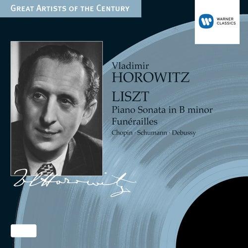 Vladimir Horowitz: Liszt, Choplin, Schumann, and Debussy by Various Artists
