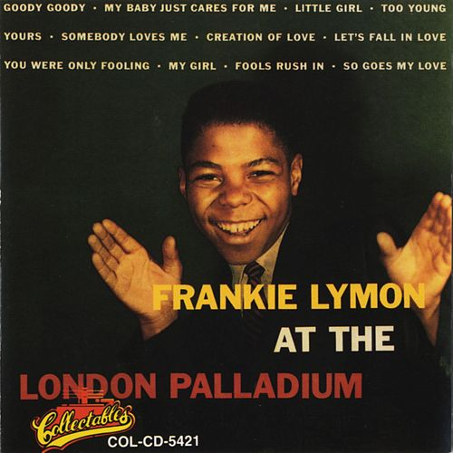 Play & Download At The London Palladium by Frankie Lymon and the Teenagers | Napster
