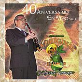40 Aniversario En Vivo Vol 1 by Various Artists