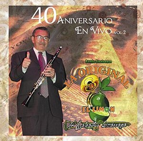 Play & Download 40 Aniversario En Vivo Vol 2 by Various Artists | Napster