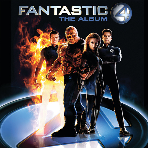 Fantastic Four: The Album by Various Artists