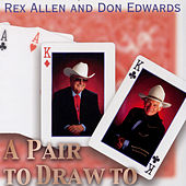 Play & Download A Pair To Draw To by Rex Allen | Napster