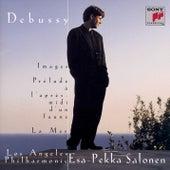 Debussy:  Images; Prélude à l'après-midi d'un faune; La Mer by Esa-Pekka Salonen